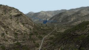 Arrivée sur les installations de Ranger Creek